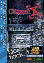 Citizen X for the Sega CD
